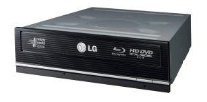 Grabadora Blu-Ray LG GGW-H20LI