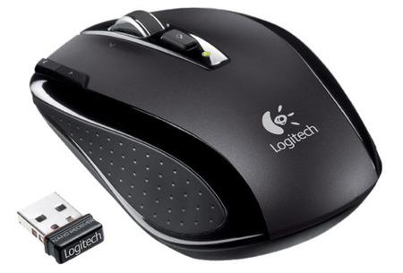 Mouse Logitech VX nano