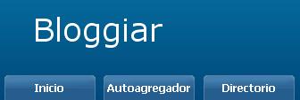 Logo de Bloggiar.com