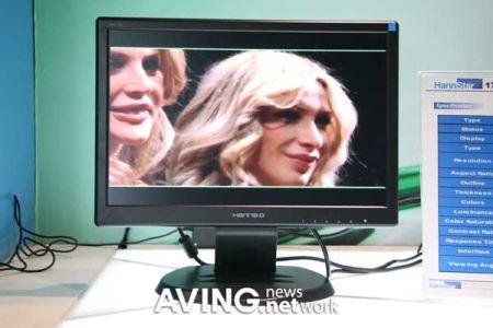 Monitor LCD Hanns.G HW173