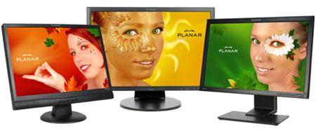 Monitores LCD Planar PX