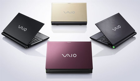 Notebook Sony Vaio tz20