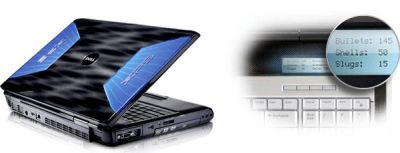 Dell XPS M1730 notebook