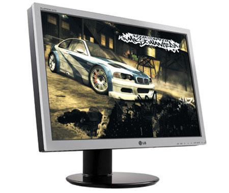 Monitor LG LCD Flatron L245WP