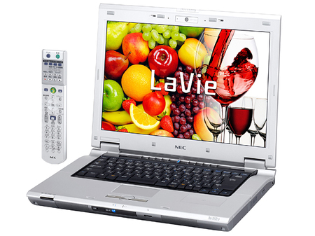 Notebook NEC LaViE C