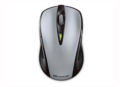 Wireless Notebook Laser Mouse 7000