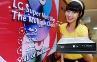 LG Super Multi Blue Drive