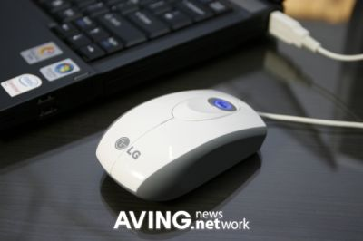 LG MX-900, mouse optico con scroll 4d