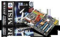 Placa madre MSI-P7N-SLI-Platinum