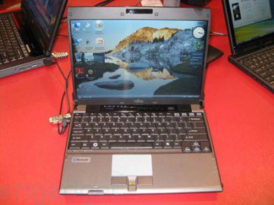 Notebook Fujistu LifeBook P8010