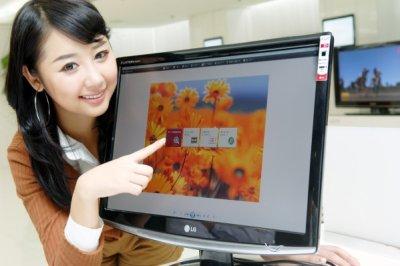 LG W2252TQ, nuevo monitor lcd de 22 pulgadas