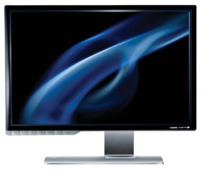 Monitor LCD BenQ V24ooW, un LCD ultra delgado