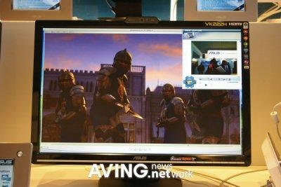 Monitor LCD Asus VK222H