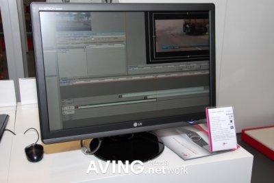 Monitor TFT LG Flatron W2600HP