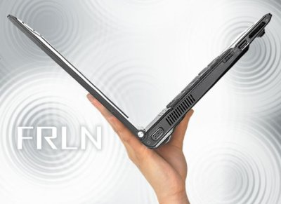 Notebook Frontier FRNL, nueva competencia para la MacBook Air
