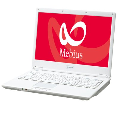 Notebook Sharp PC-CW50X