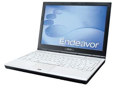 Notebook Endeavor NA801, un nuevo producto de Epson