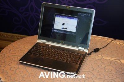 Notebook BenQ S42