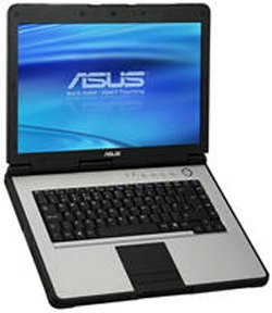 Nueva notebook robusta ASUS B51E