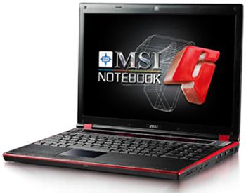 MSI GX620
