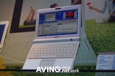 ASUS Eee PC con Intel Atom Dual Core