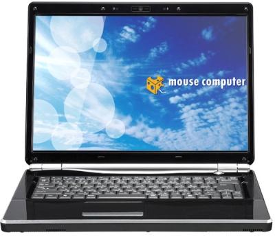 Notebook m-Book TW800