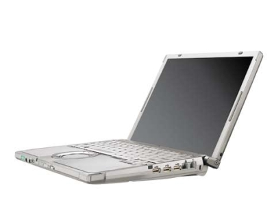 Panasonic Toughbook W8