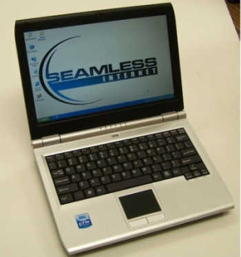 Netbook Seamless SNBK-1 Mini