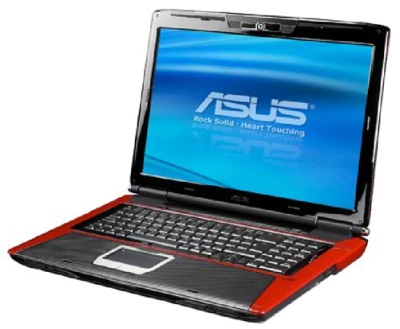 Notebook gaming ASUS G71Gx