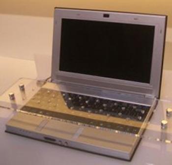 Netbook Clevo M810L
