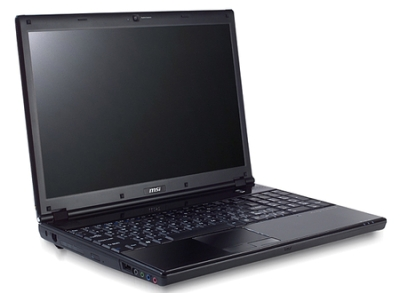 """Notebook MSI PX600 """"Prestige Collection"""""""