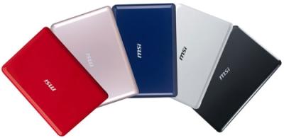 Netbook MSI Wind U100 Plus