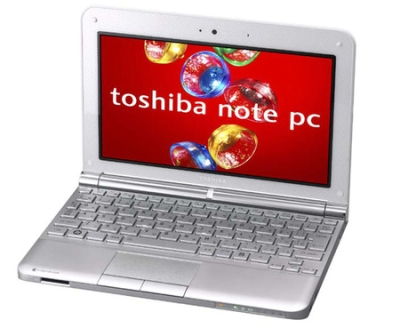 Netbook Toshiba DynaBook UX Series