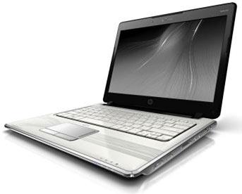 Notebook HP Pavilion dv2z