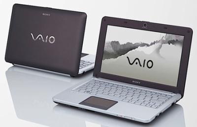 Netbook Sony VAIO W