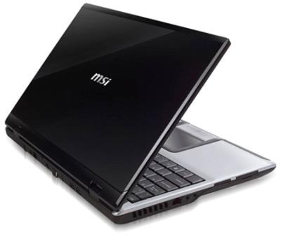 Notebook MSI CX600