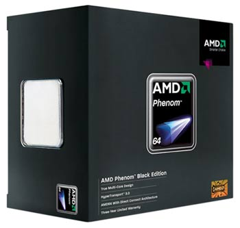 AMD Phenom II X4 Black Edition