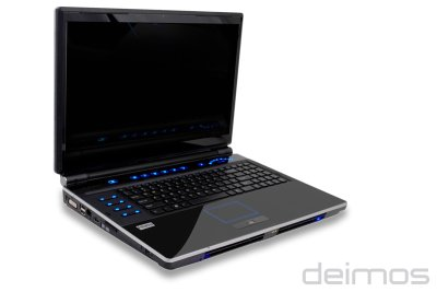 BFG Deimos X-10 notebook