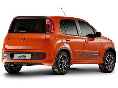 Fiat Uno Nuevo