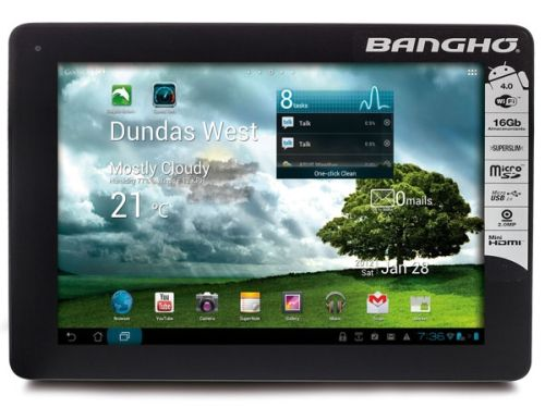 tablet bangho aero