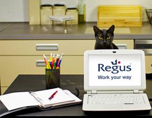 Logo de Regus