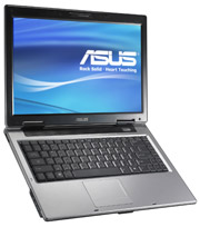 Notebook Asus A8SR