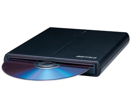 Grabadora de DVD Buffalo externas