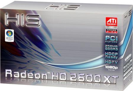 HIS Radeon™ HD 2600XT IceQ Turbo