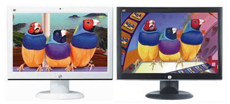 Monitor LCD ViewSonic VX2255wmb/h