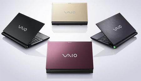 Notebook Sony Vaio tz20