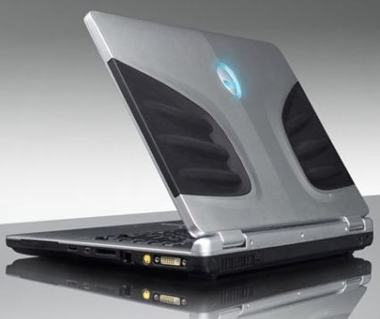 notebook lienware m55504