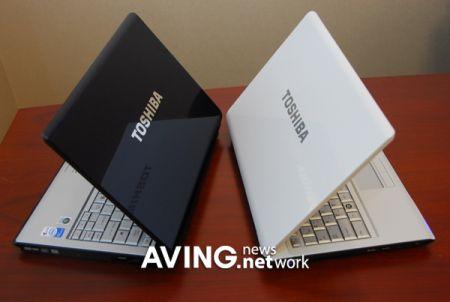 Notebook Toshiba Portege M600