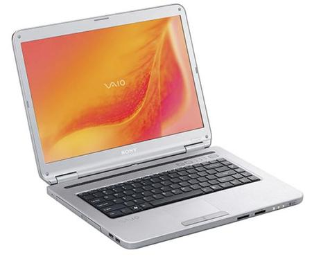 Notebook Sony Vaio NR VGN-NR11SS