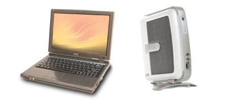 Computadoras Wyse X90 serie V